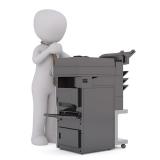 quanto custa locação de impressoras a laser para comércios Campo Belo