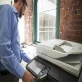 quanto custa locação de impressoras a laser para escritório Mauá