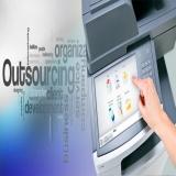 serviços de outsourcing de impressão para pequenas empresas Vila Anastácio